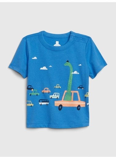 Gap Tişört Renkli